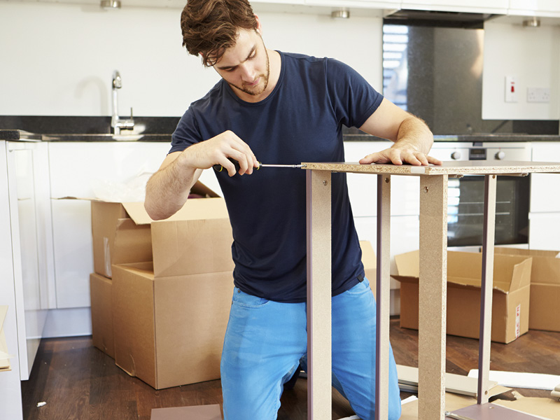 Flat Pack Assembly Prices